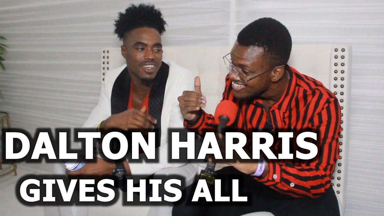 Dalton Harris Interview by Dutty Berry @ Reggae Sumfest 2019 [7/20/2019]