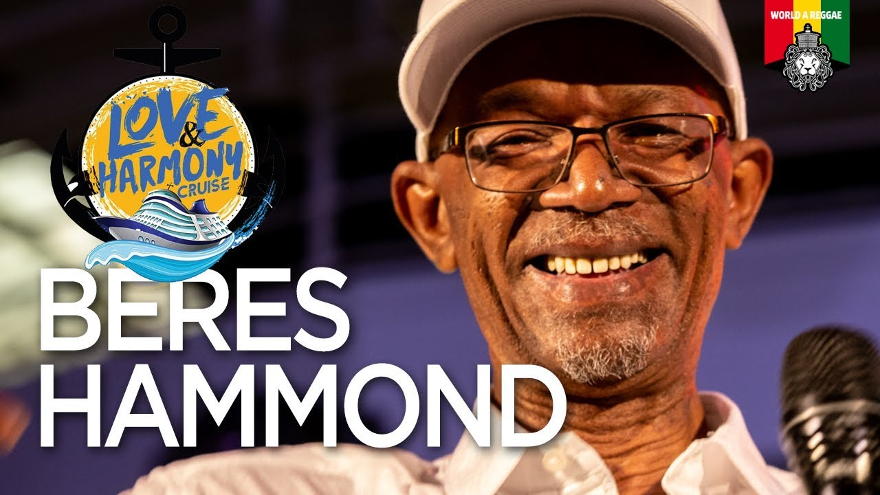 Beres Hammond @ Love & Harmony Cruise 2019 [4/18/2019]