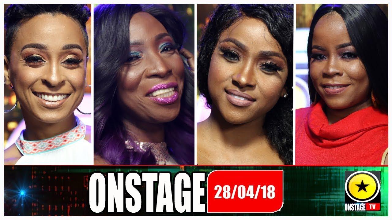 Curvy Diva, Macka Diamond, Alaine, Raine Seville @ Onstage TV [4/28/2018]