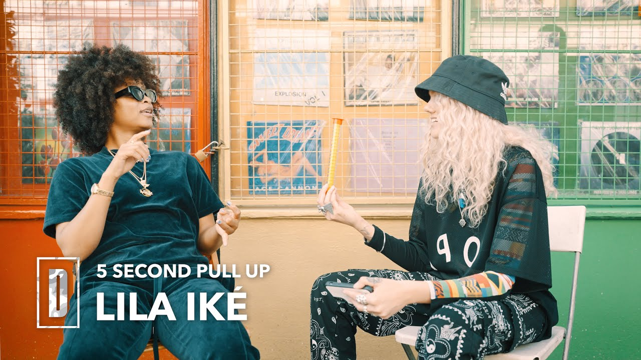 5 Second Pull Up With Lila Ike (DEADLY) [9/30/2021]