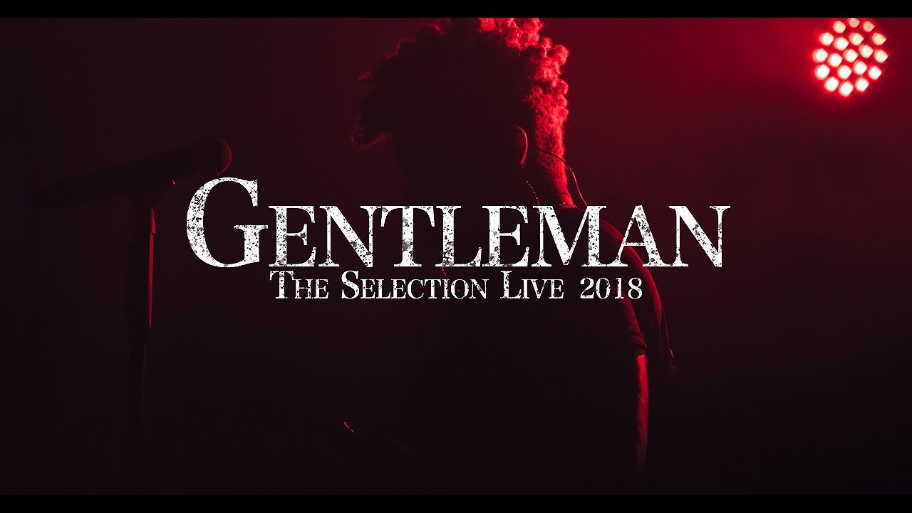 Gentleman Tourblog - The Selection Live In Leipzig, Germany [11/12/2018]