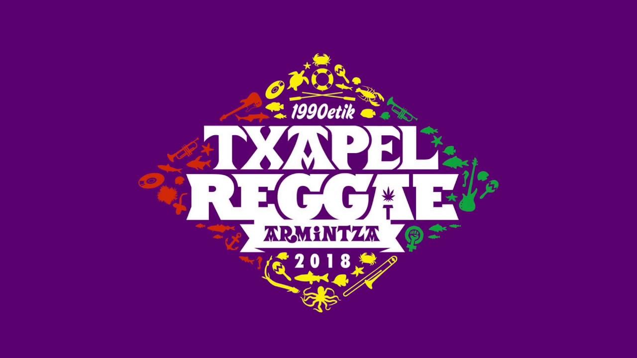 Txapel Reggae 2018 (Trailer) [6/11/2018]