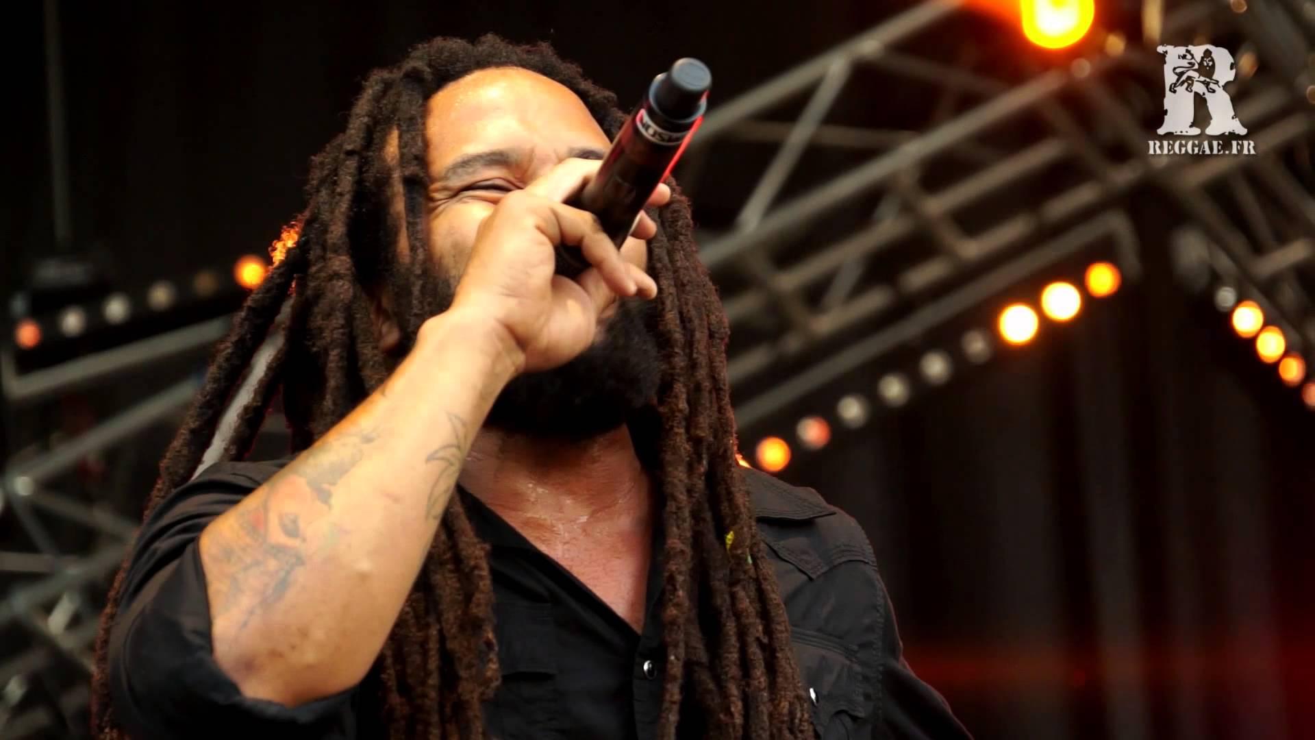 Ky-Mani Marley @ Reggae Sun Ska 2013 [8/4/2013]