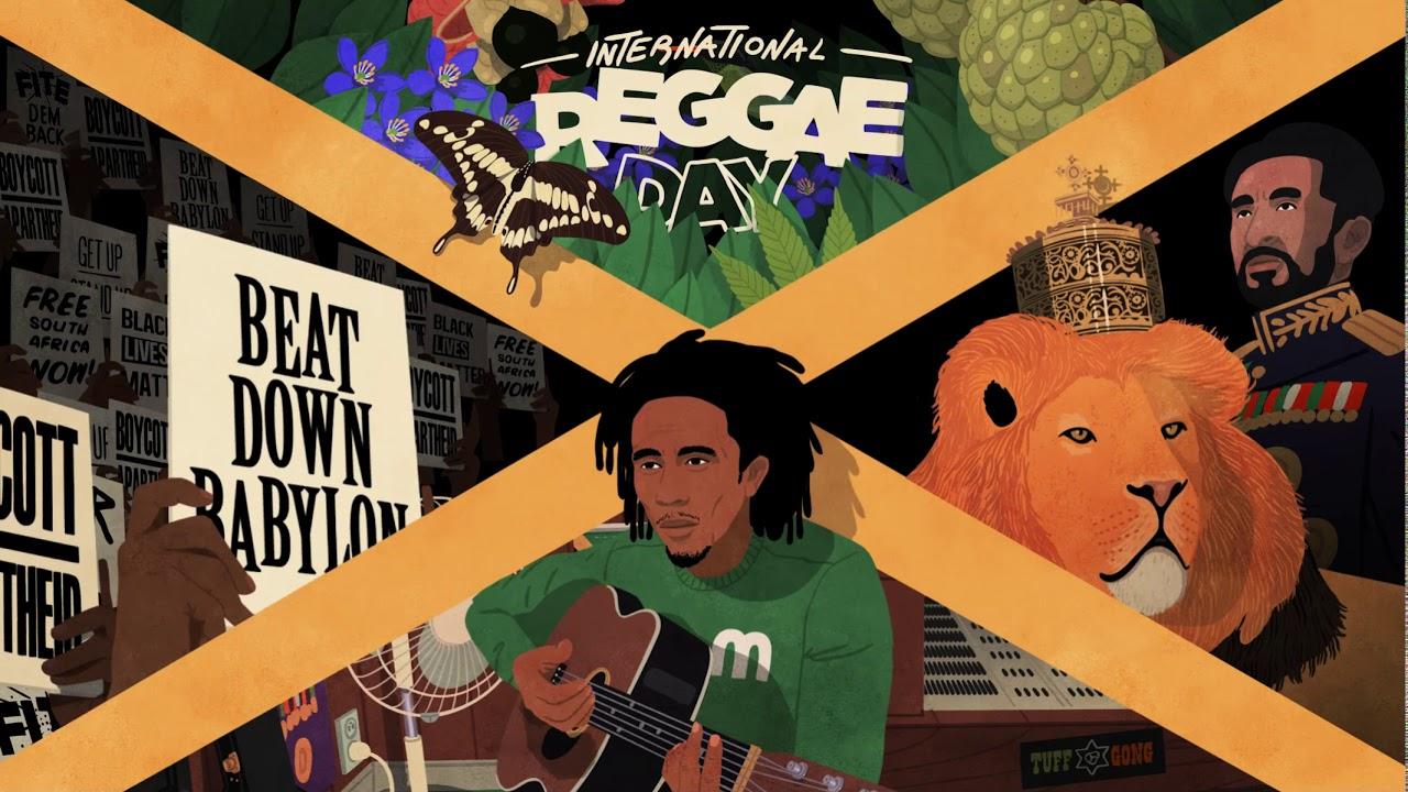 International Reggae Day 2020 - Bob Marley 75 (Official Trailer) [6/30/2020]