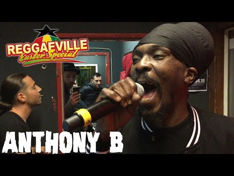 Anthony B & House of Riddim in Munich @ Reggaeville Easter Special 2018 (Recap) [3/29/2018]