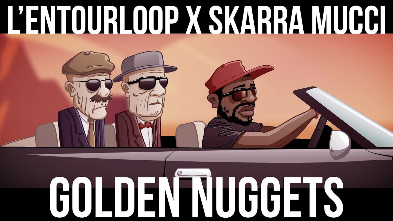 L'Entourloop & Skarra Mucci - Golden Nuggets EP [11/30/2020]