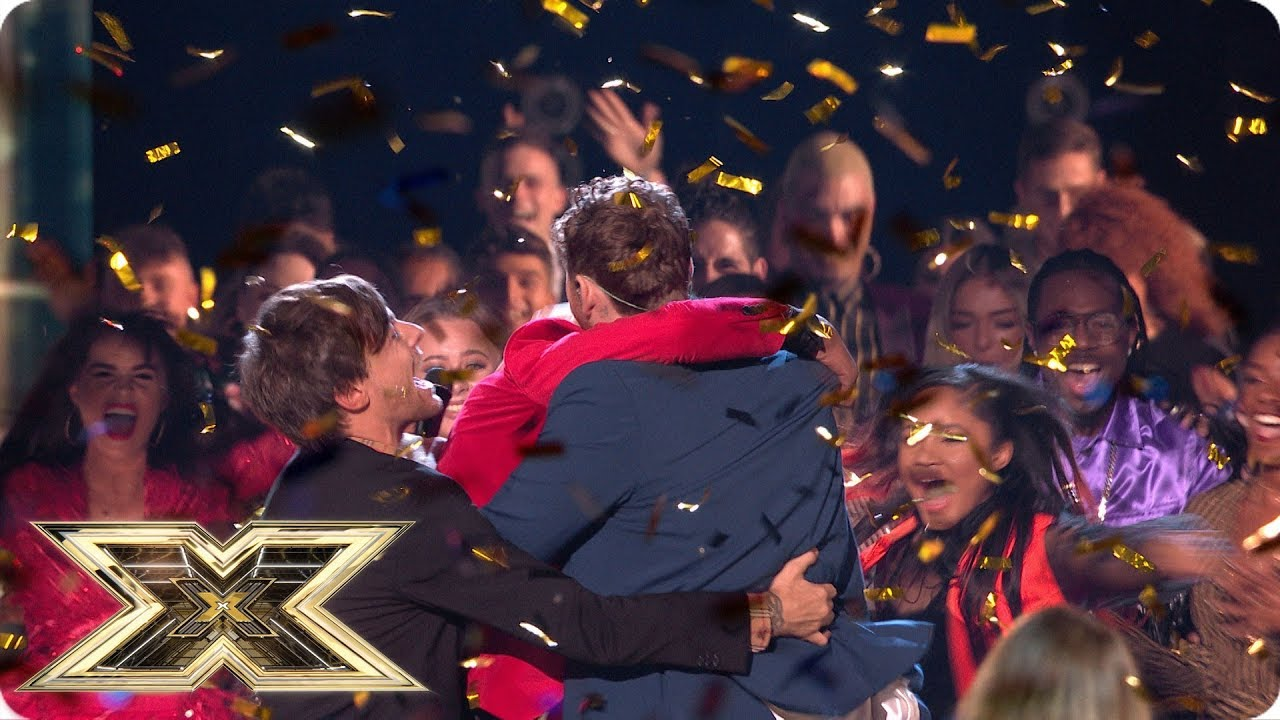 Dalton Harris Wins The X Factor UK 2018 - Winner Performance [12/2/2018]