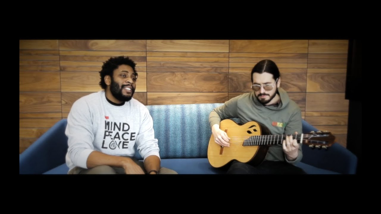 Jonathan Emile - Redemption Song (Bob Marley Cover) [3/4/2020]