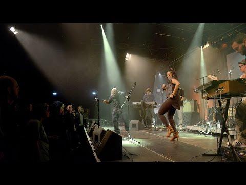 Treesha feat. Denham Smith & Soulions - We Need Love @ Funkhaus Europa [4/30/2016]