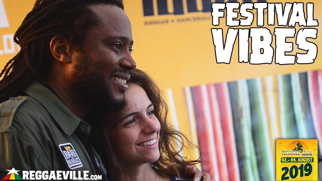 Reggae Jam 2019 - Festival Vibes (Day Three) [8/4/2019]
