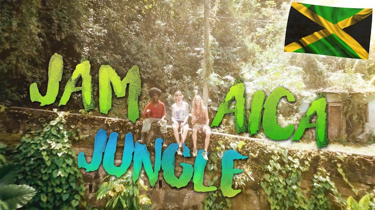 Hiking into the Jamaican Mountains (BackpackingSimon Vlog) [4/4/2019]