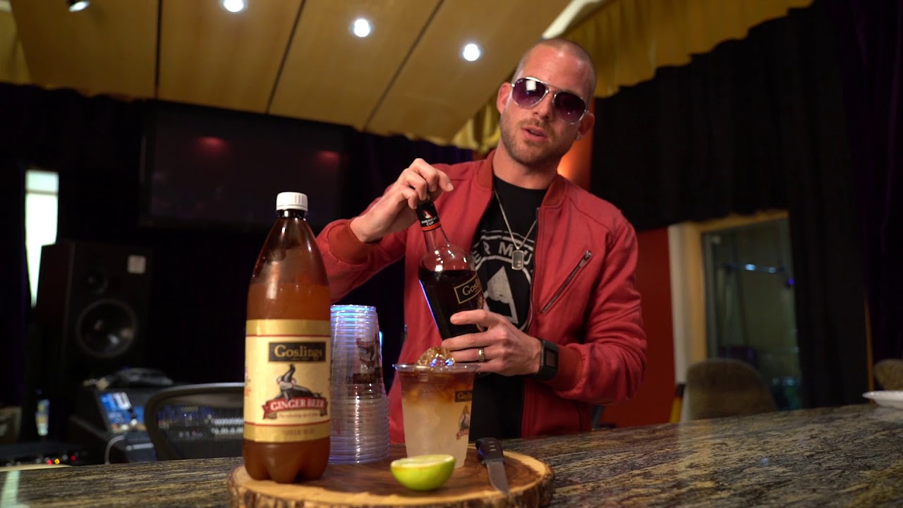 How to Make a Dark and Stormy with Collie Buddz [10/12/2017]