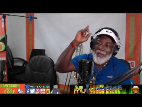 Freddie McGregor Interview @ Homegrown With G Cole [10/20/2019]