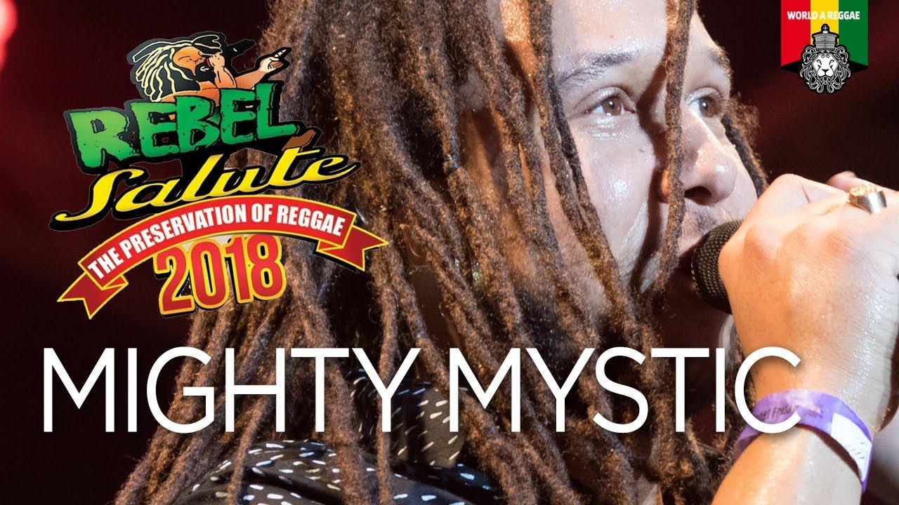 Mighty Mystic @ Rebel Salute 2018 [1/12/2018]