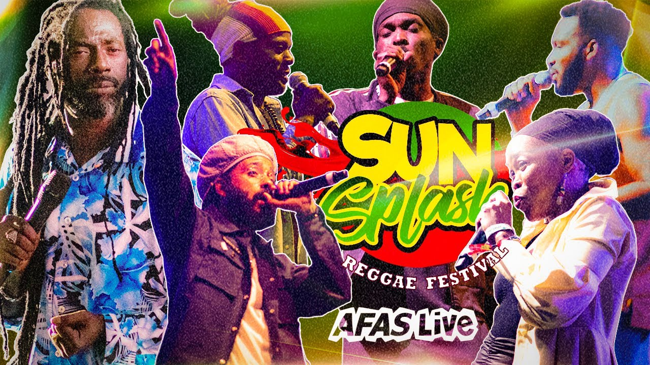 Sun Splash Reggae Festival 2019 (Aftermovie) [3/25/2020]