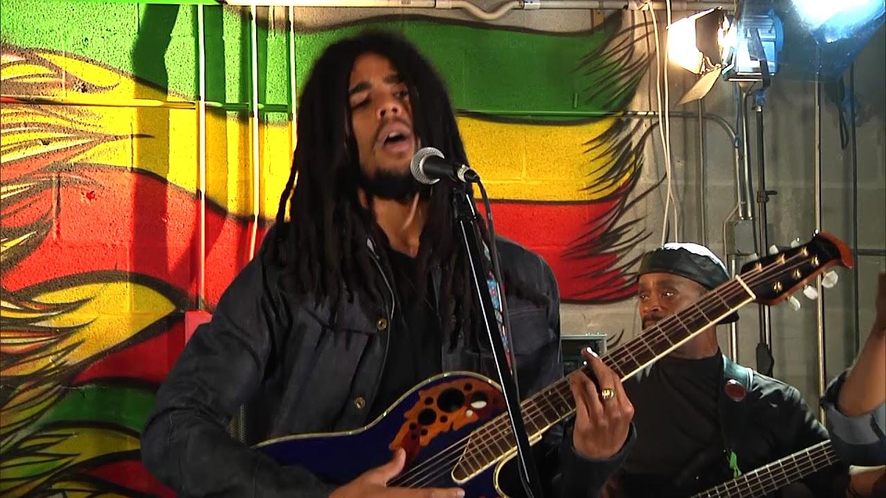 Skip Marley - Cry To Me @ Bob Marley Birthday Celebration 2018 [2/6/2018]