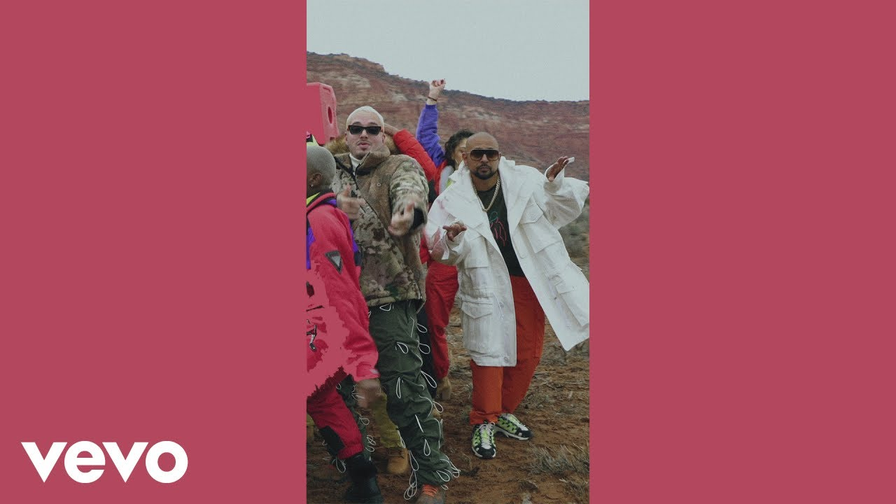 Sean Paul & J Balvin - Contra La Pared (Vertical) [4/5/2019]