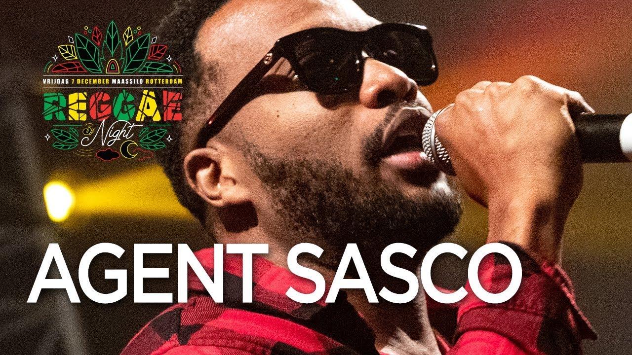 Agent Sasco @ Rotterdam Reggae by Night 2018 [12/7/2018]