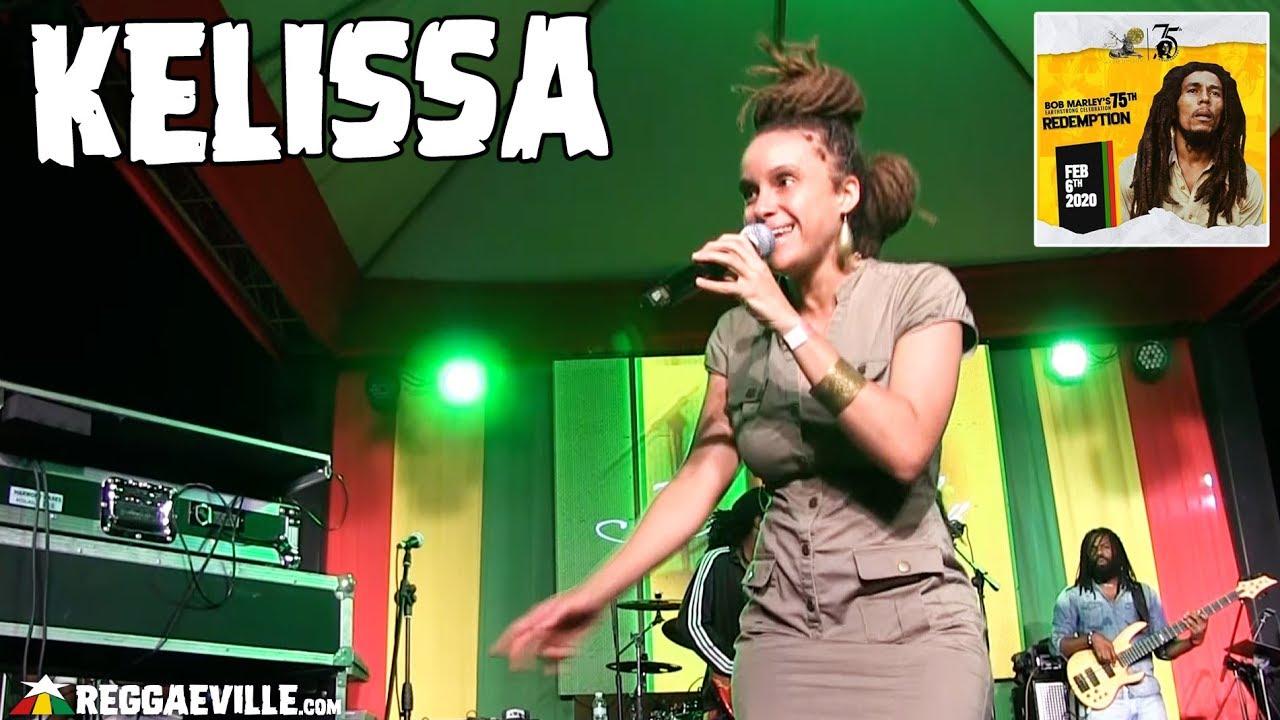 Kelissa @ Bob Marley 75th Earthstrong Celebration in Kingston, Jamaica [2/6/2020]
