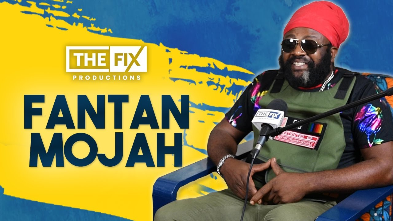 Fantan Mojah Interview @The Fix [2/4/2021]