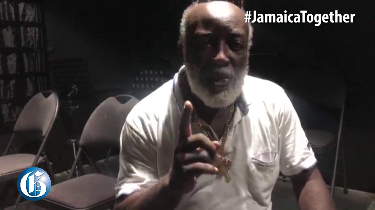Freddie McGregor - Stay Safe | #JamaicaTogether [6/29/2020]