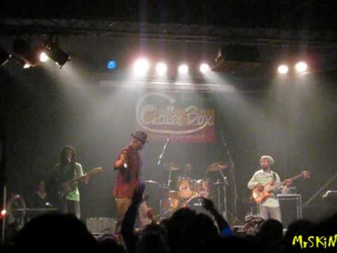 Eek-A-Mouse - Bologna, Italy @ Sottottetto Sound Club [3/13/2010]