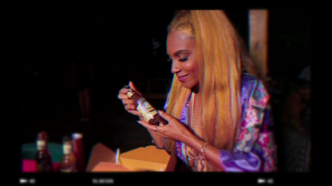 Naomi Cowan - Energy (Behind The Scenes) [4/8/2021]