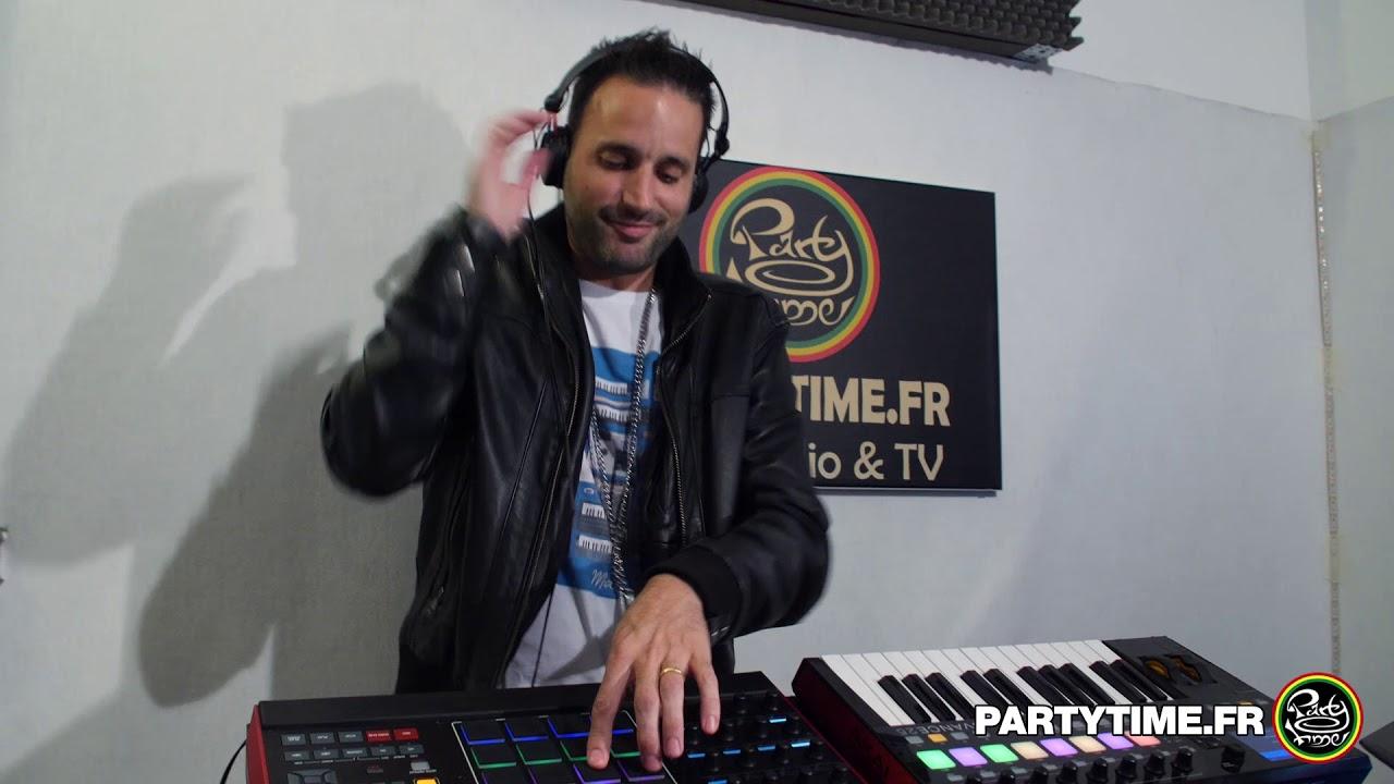 ManuDigital - Freestyle @ Partytime.fr [10/22/2018]