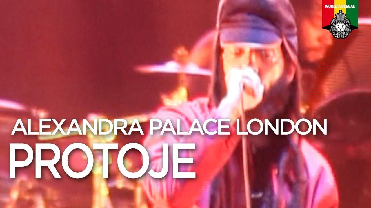 Protoje & The Indiggnation in London, UK @ Alexandra Palace [11/11/2018]