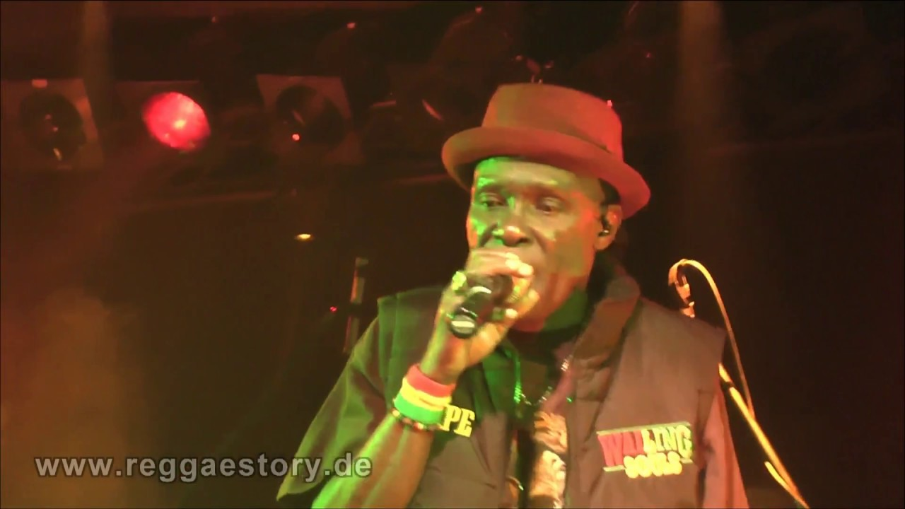 The Wailing Souls - Jah Jah Give Us Life | Things & Time in Jena, Germany [4/6/2018]
