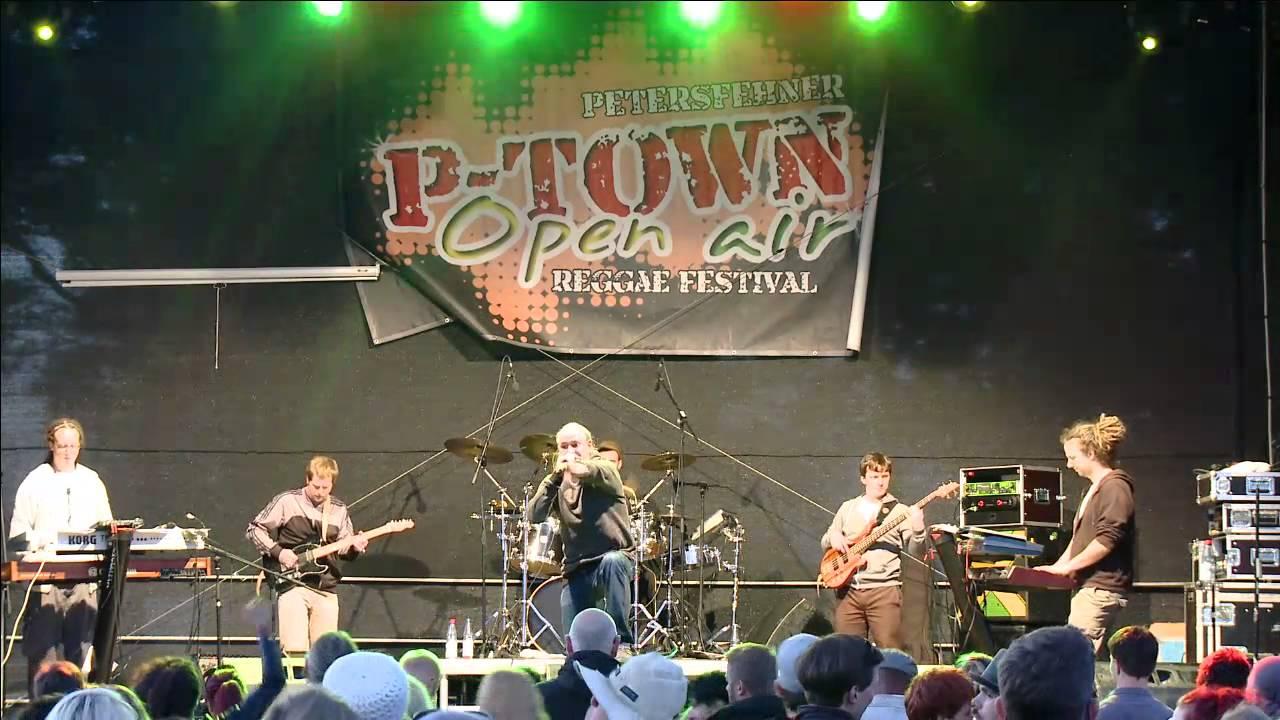 Ganjaman @ P-Town Open Air 2014 [6/13/2014]