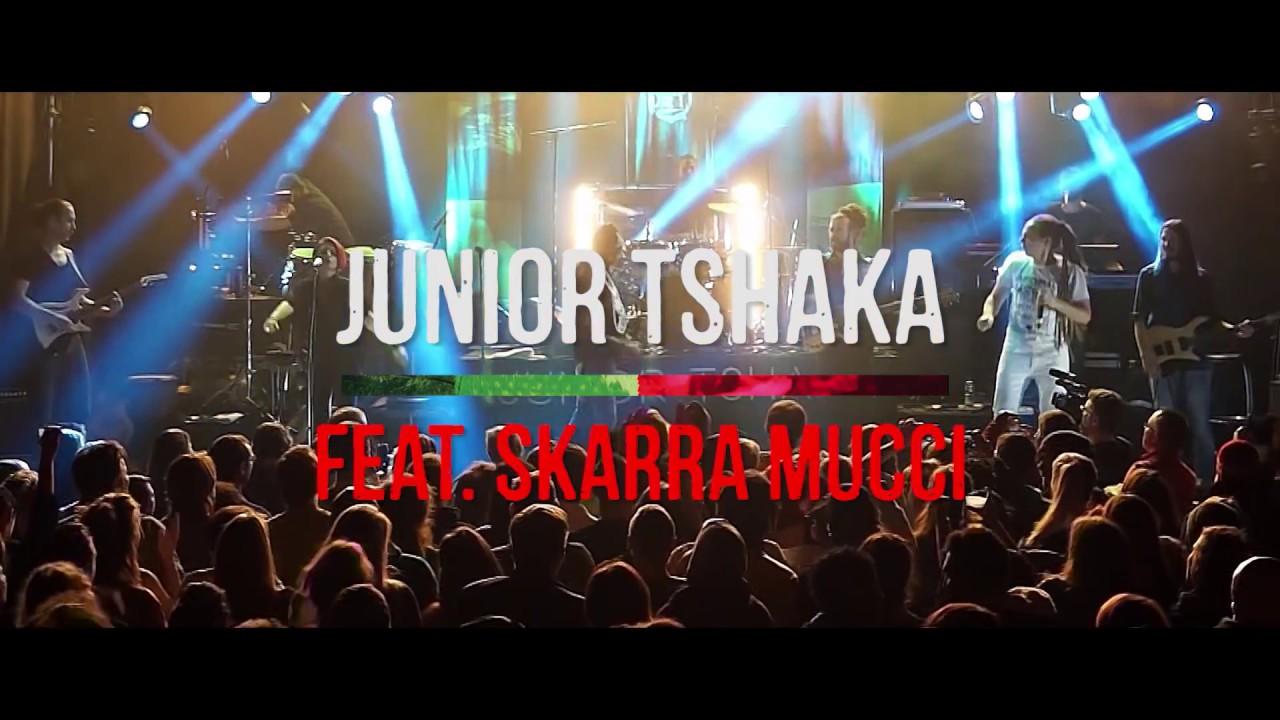 Junior Tshaka feat. Skarra Mucci - Les Brigands in Neuchâtel, Switzerland @ [12/2/2016]