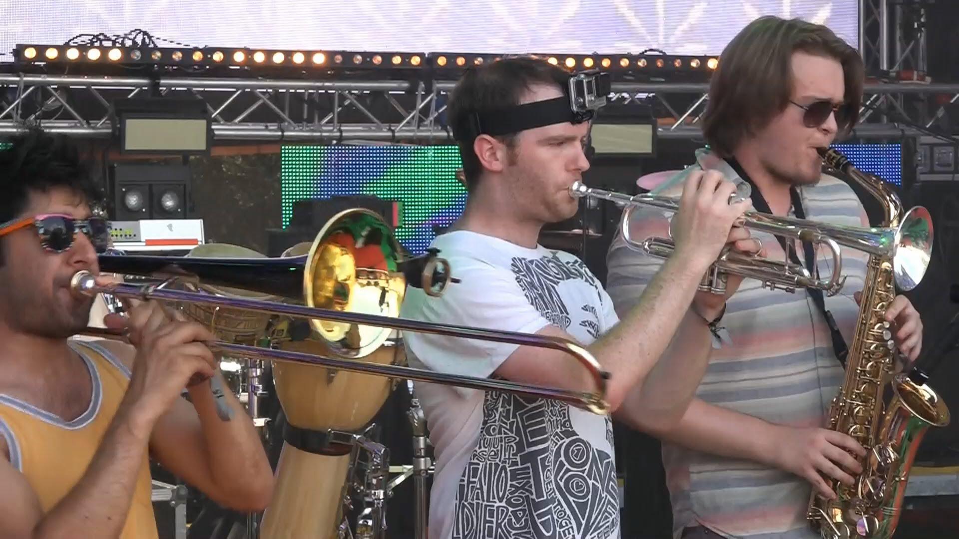 Shanty @Ostroda Reggae Festival 2015 - World Reggae Contest [8/8/2015]