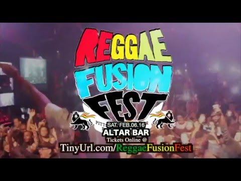 Pittsburgh's Reggae Fusion Fest 2016 - Celebrating Reggae (Spot) [1/14/2016]