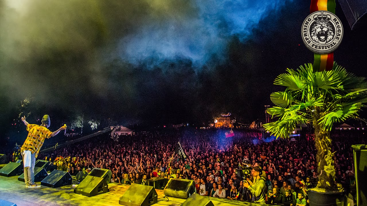 Uprising Reggae Festival 2015 - Official Documentary [8/21/2016]