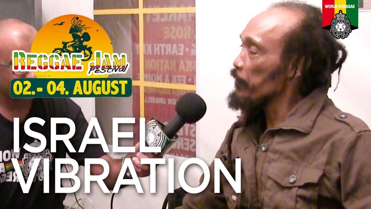 Israel Vibration Interview by World A Reggae @ Reggae Jam 2019 [8/3/2019]