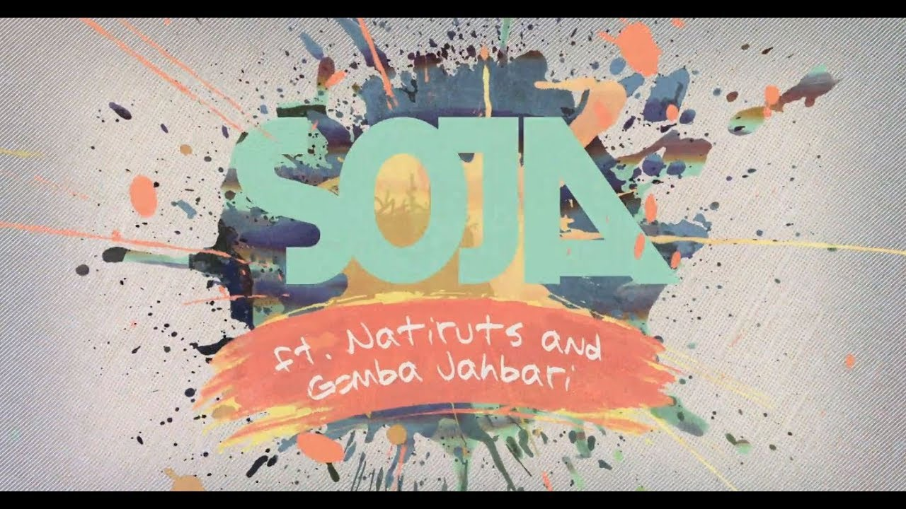 SOJA feat. Natiruts & Gomba Jahbari - Morning (Lyric Video) [3/26/2019]