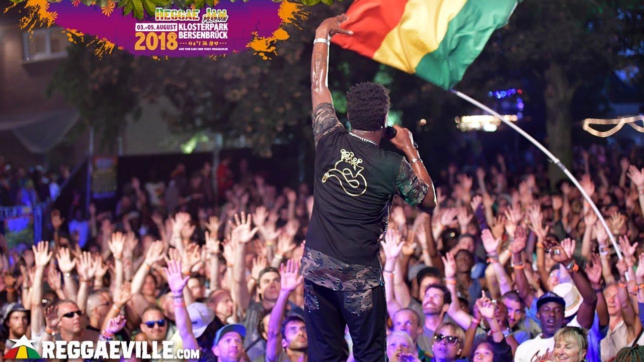 Skarra Mucci @ Reggae Jam 2018 [8/4/2018]