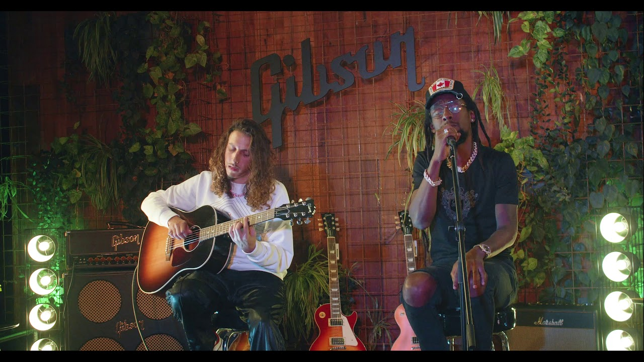 Jah Cure Unplugged in Amsterdam - Pretty Face @ Gibson Room [10/9/2019]