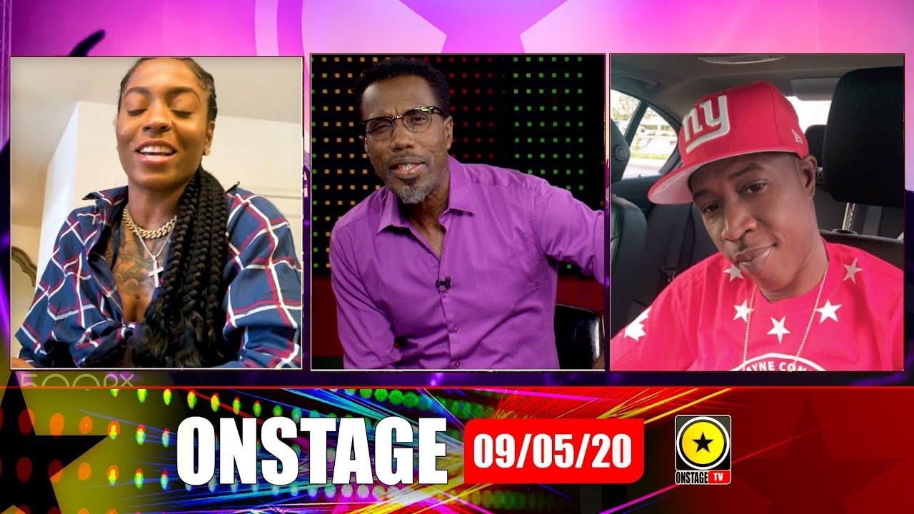 Hoodcelebrityy, Tony Matterhorn, Romain Virgo, Luciano, Jesse Royal @ OnStage TV [5/9/2020]