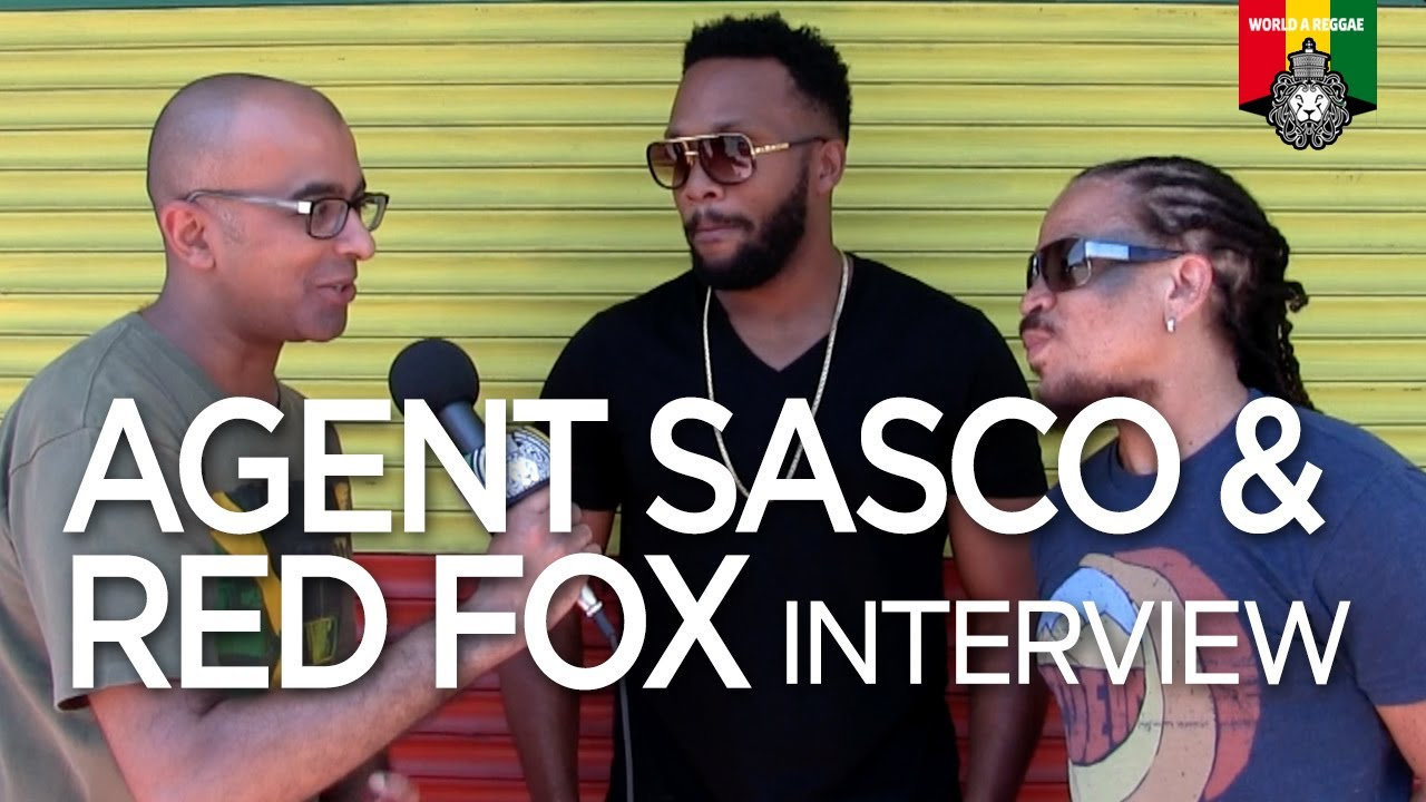 Red Fox & Agent Sasco Interview by World A Reggae [4/1/2019]
