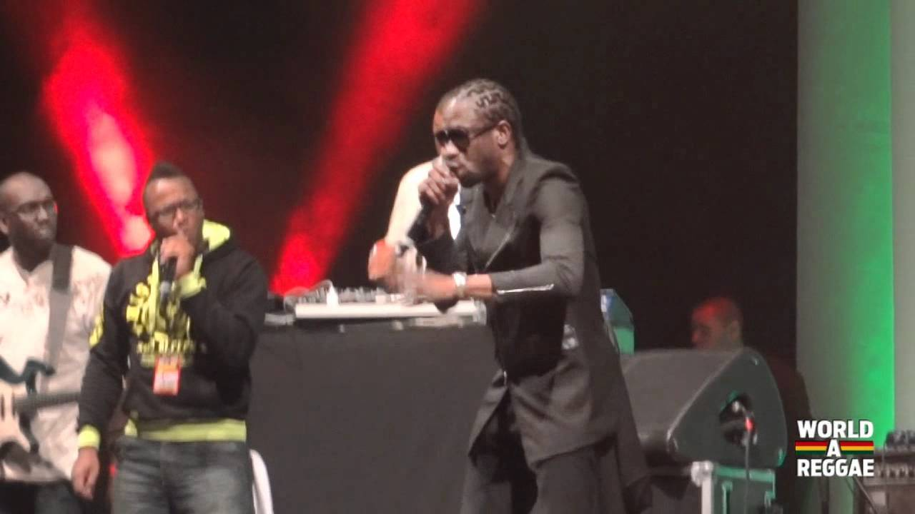 Bounty Killer @ Amsterdam Reggae Festival [5/17/2012]