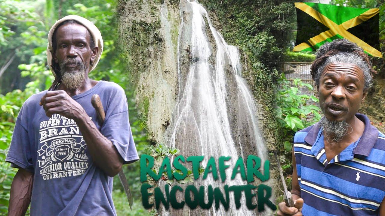 Backpacking Simon - 92 year old Rastafarian encounter [1/8/2020]