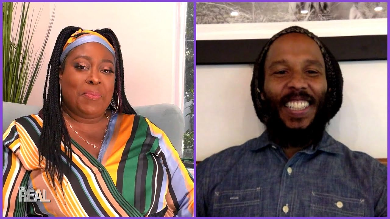 Ziggy Marley Interview @ The Real Daytime [10/7/2020]