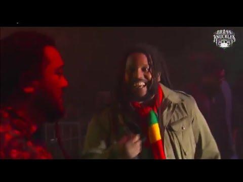 J Boog feat. Stephen Marley - Good Feeling @ California Roots 2018 [5/27/2018]