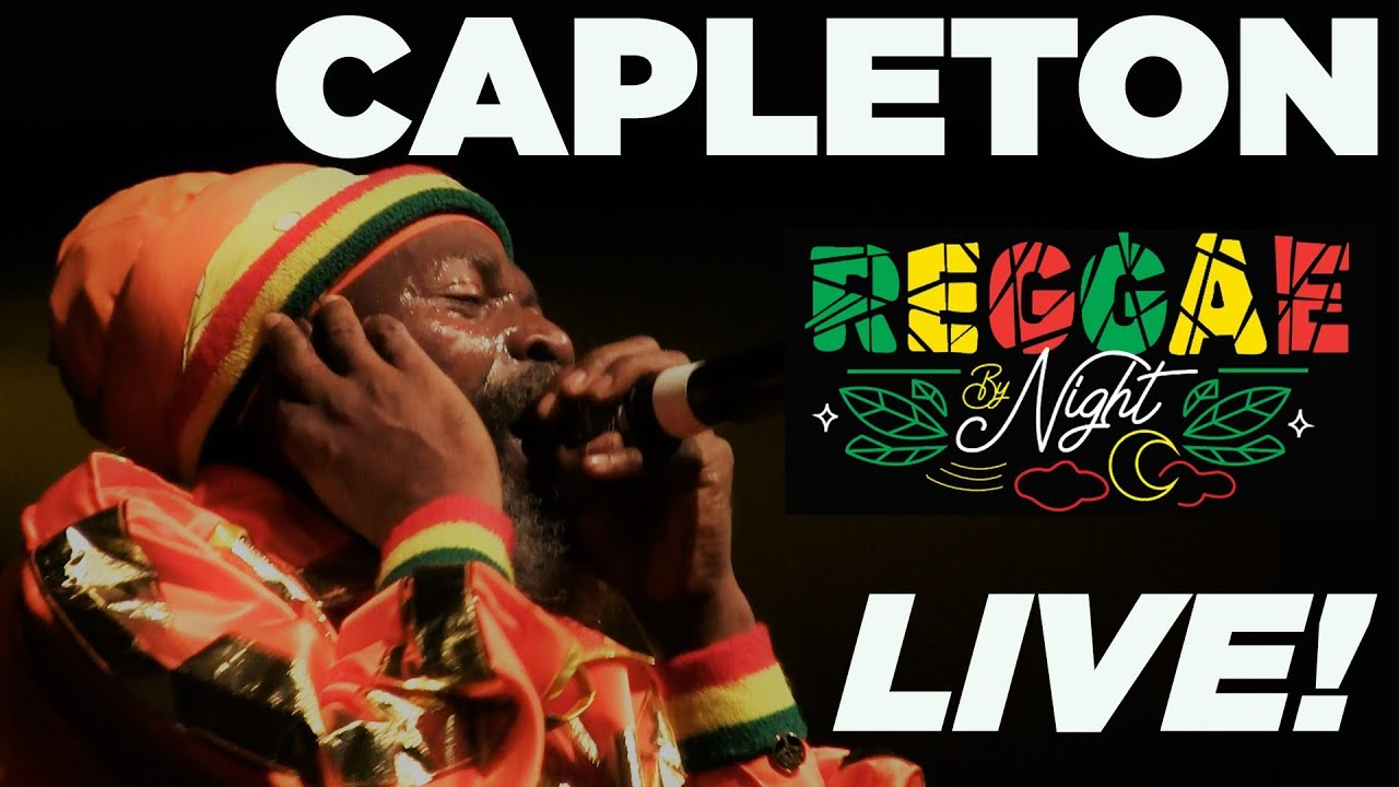 Capleton @ Reggae By Night 2018 (Full Show) [12/7/2018]