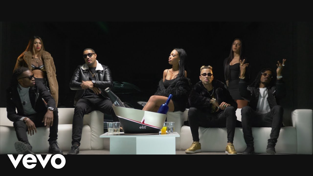 Supa Squad feat. MC Zuka, Deejay Telio & Deedz B & Ave Maria - Tudo Nosso [1/25/2019]