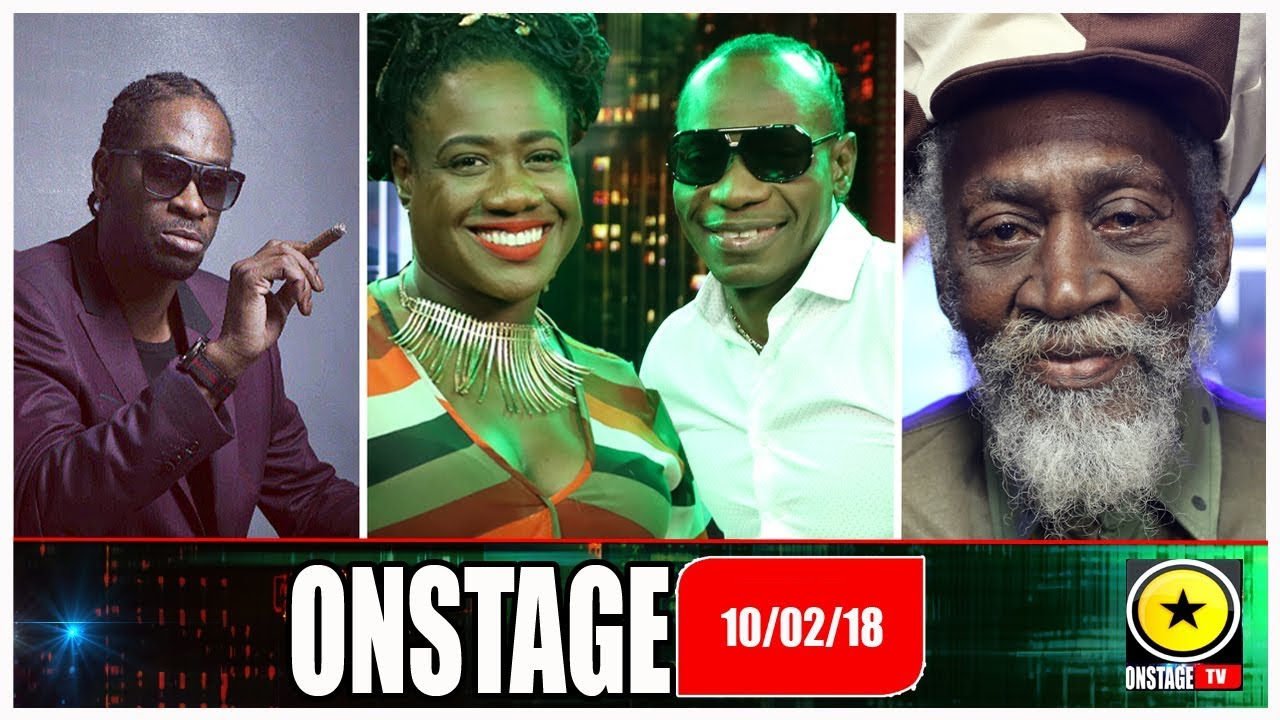 Bounty Killer, Bunny Wailer, Lukie D @ OnStage TV [2/10/2018]