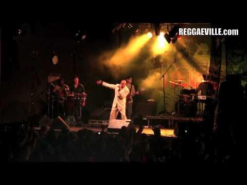 Frankie Paul @ Reggae Jam [8/6/2011]