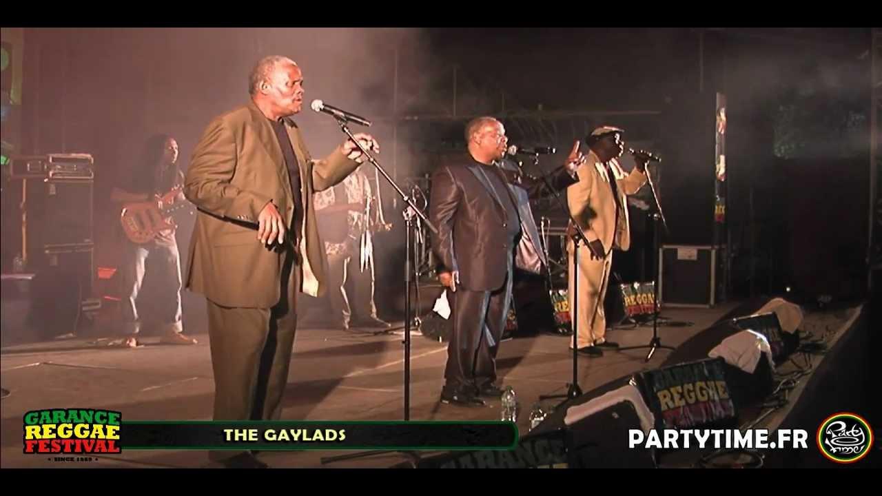 The Gaylads @ Garance Reggae Festival [7/25/2012]